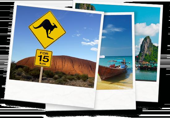 Photographs of Travel - Alpha Travel Insurance