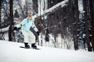 Winter sports - Snowboarding - Young adult - DP15523249