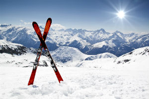 Wintersports - Ski - Snow - Mountain