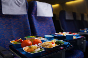 Airplane - Plane food - Flight