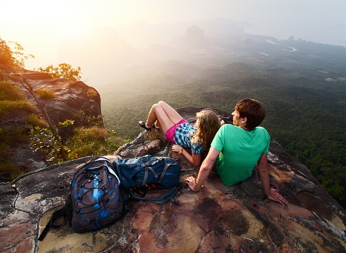 Couple's Backpacking