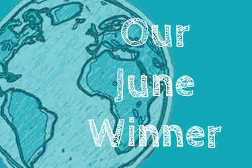 featured winner June
