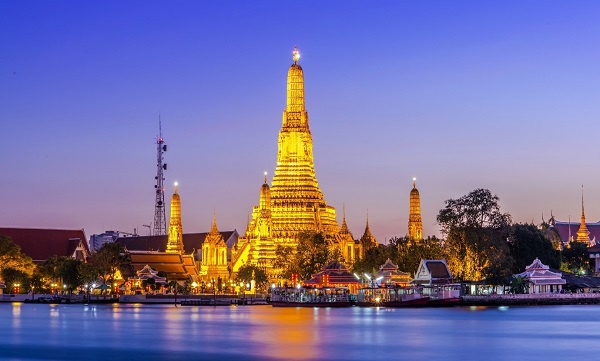 Landscape Bangkok Thailand